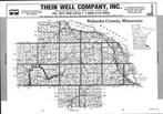 Index Map, Wabasha County 2001